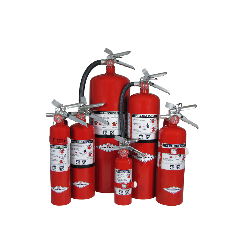 Annual Fire Extinguisher Service - ABC Fire Incorporated